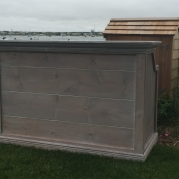Nantucket Driftwood 6 foot Bar