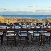 """40"""" x 104""""New England Classic Farm Table"""